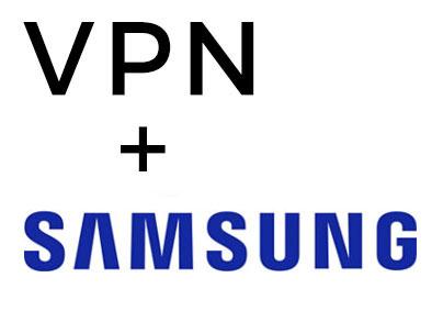 vpn samsung smart tv
