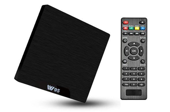 w95 TV Box Recensioni